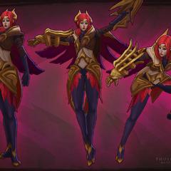Phoenix Quinn Model 2 (by Riot Artist <a href=