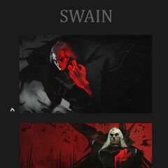 Swain Update Splash Update Concept 1 (by Riot Artist <a href=