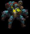 Urgot HighNoon (Turquoise)
