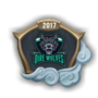 Worlds 2017 Dire Wolves Emote