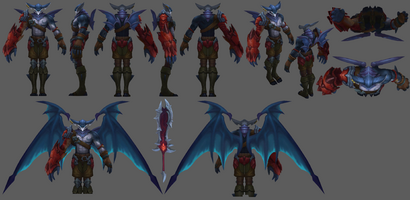 Aatrox Update Seejäger Model 01
