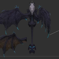 Elder Dragon Model 3 (by Riot Artist <a rel=