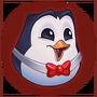 Emotka Czerwony Podjarany Pingu