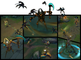 Fiddlesticks Risen Screenshots