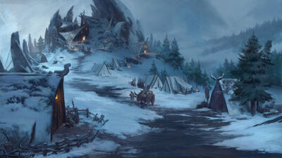 Freljord Valar's Hollow