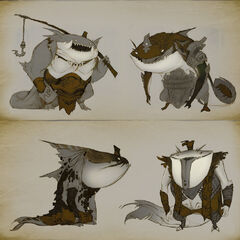 Tahm Kench Concept 2 (by Riot Artist <a href=