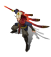 Talon EnduringSword (Ruby)