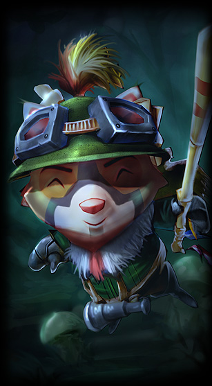 Teemo ReconLoading old