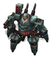 Urgot Battlecast (Base)