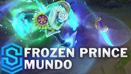 Frostprinz Mundo - Skin-Spotlight