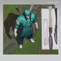 Surgeon Shen Update Concept 2 (by Riot Artist <a href=