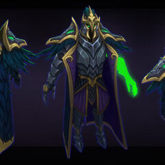Tyrant Swain Update Model 2 (by Riot Artist <a href=