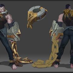 Sylas Concept 7 (by Riot Artist <a href=