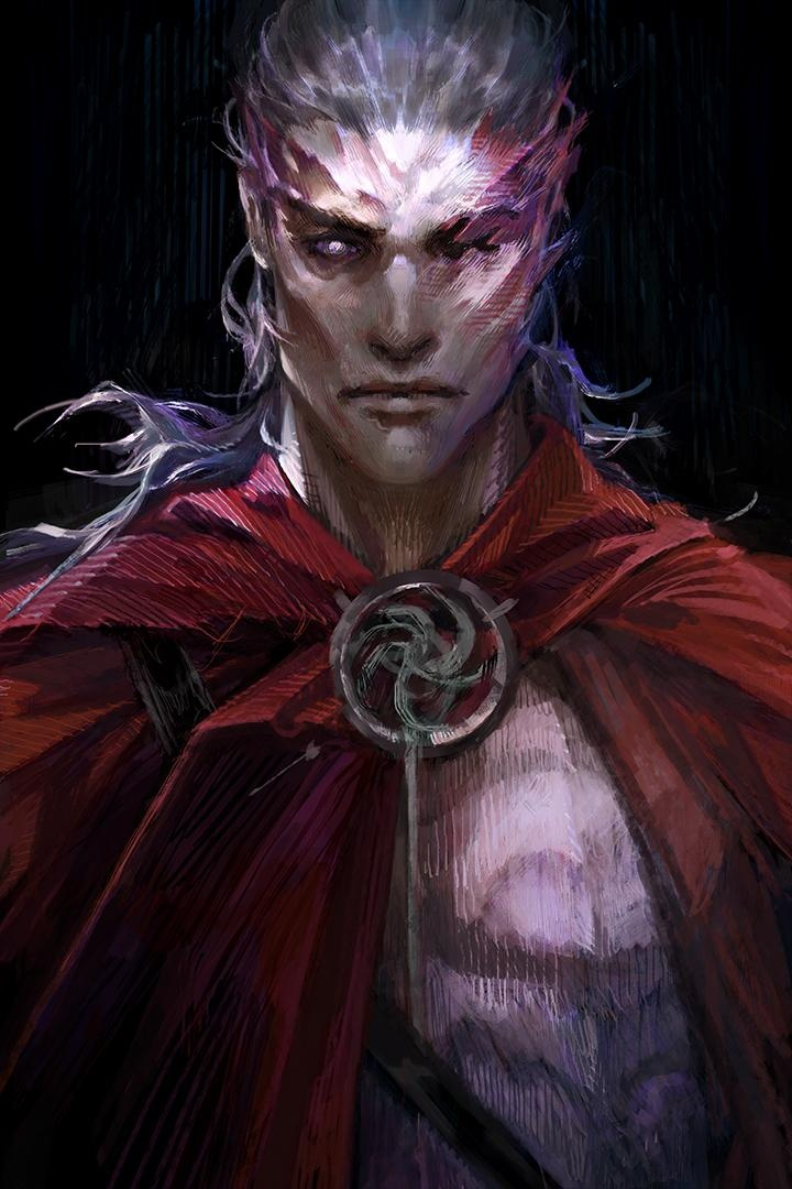 Varus Darkin A Legacy Of Pain