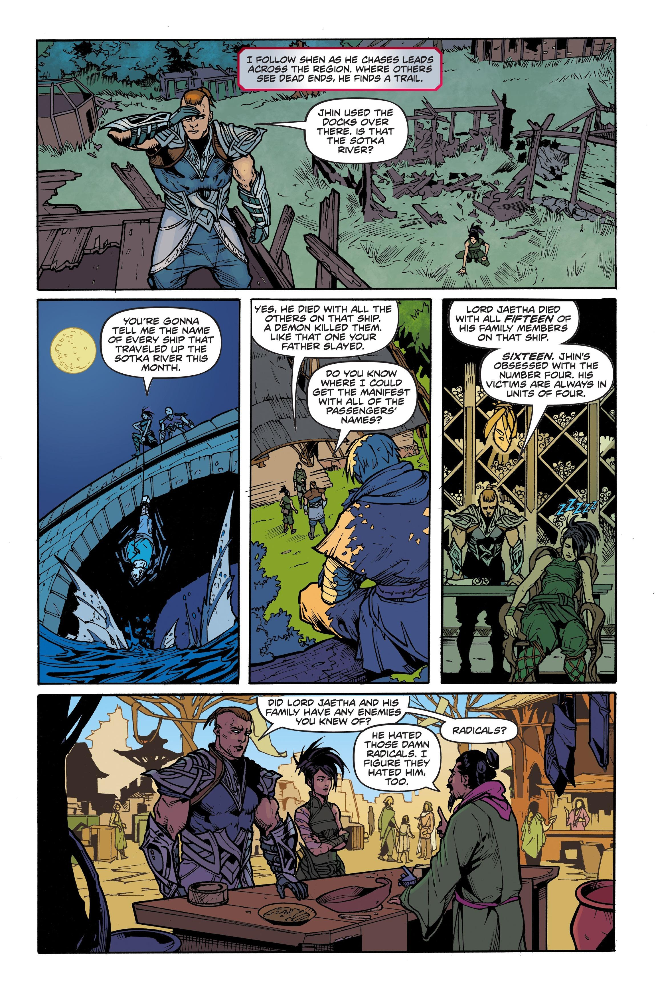 Zed Comic 3 pr19