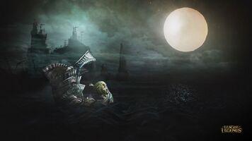 Amumu Der Fluch der traurigen Mumie Kunst 3