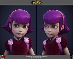 Annie cin model 1