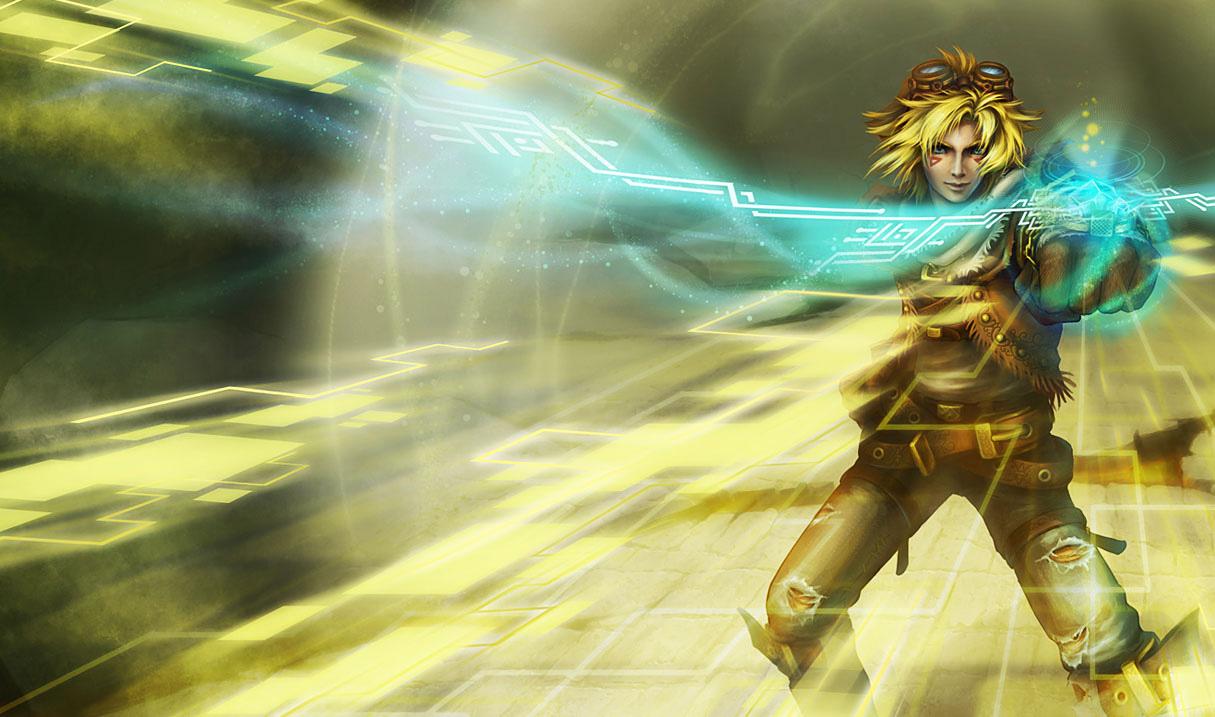 Image - Ezreal OriginalSkin Ch.jpg | League of Legends Wiki | FANDOM ...