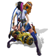 Jinx Firecracker (Pearl)
