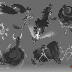 Rakan Concept 9 (by Riot Artist <a href=
