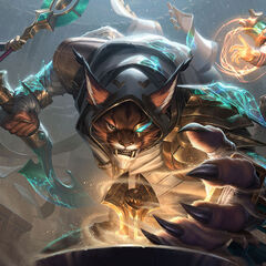 Guardian of the Sands Janna, Rengar & Ryze