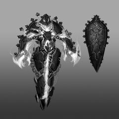 Xerath Concept 1 (by Riot Artist <a href=