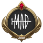 Emotka MSI 2018 – MAD