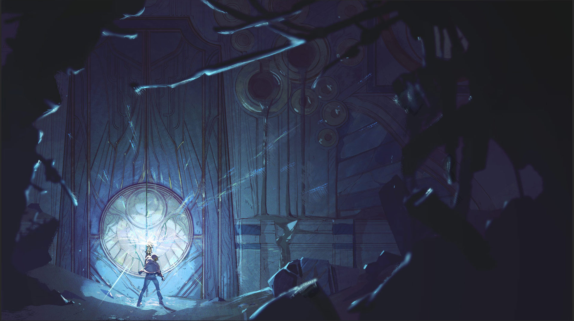 Ezreal An Explorers Journey 01