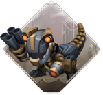 LoR T-Hex Guardian