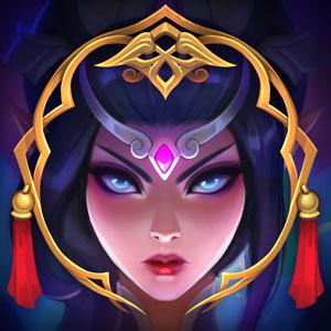 Majestic Empress Morgana Chroma profileicon