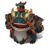 Tahm Kench CoinEmperor (Obsidian)