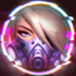 True Damage Akali Chroma profileicon