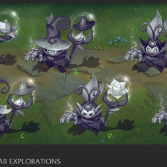 Elderwood Veigar Concept 2 (by Riot Artist <a href=