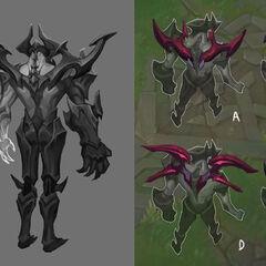 Aatrox Update Concept 4 (by Riot Artist <a href=