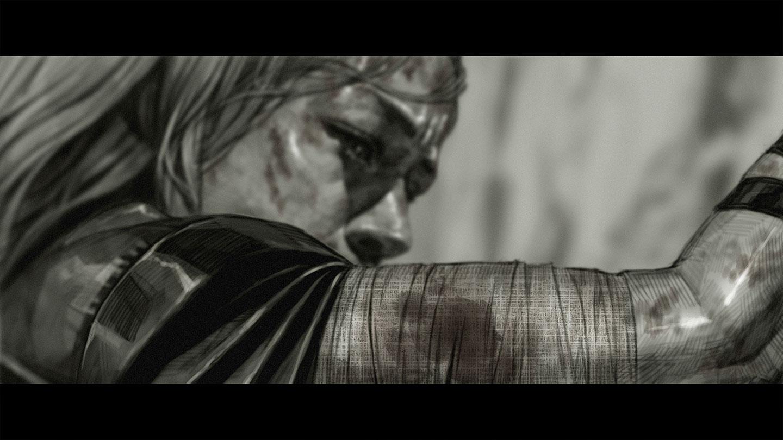 Garen Katarina EnemyofmyEnemy Cinematic concept 28
