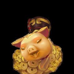 Złoty Totem Roku Świni