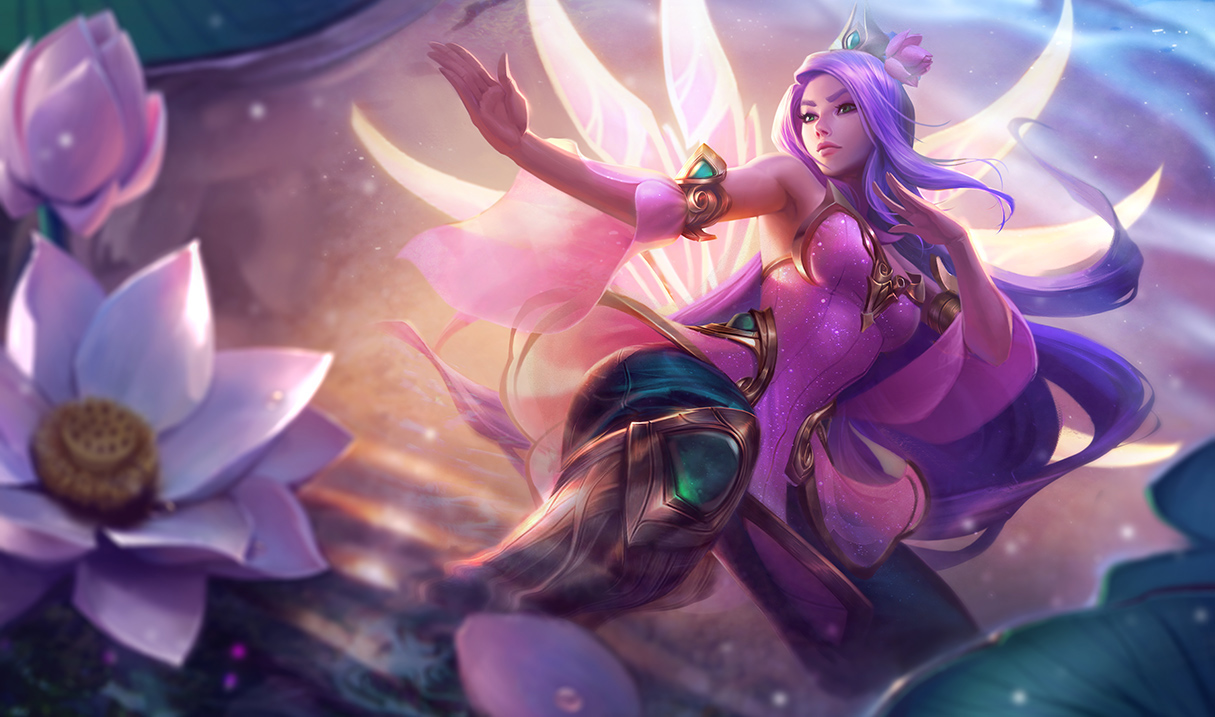 Irelia Lotusorden-Irelia S
