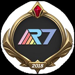 MSI 2018 Rainbow7 Emote