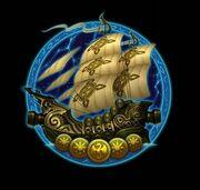 Meer des Wächters Wappen