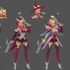 Star Guardian Miss Fortune Concept 1 (by Riot Artist <a href=
