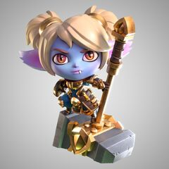 Poppy Statue Model 1 (by Riot Artists <a href=
