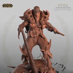 Pyke Model 2 (by Riot Artist <a href=