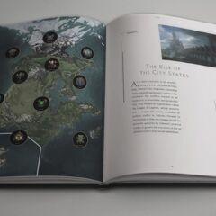 2014 Runeterra Map Concept 3 (by Riot Artist <a rel=