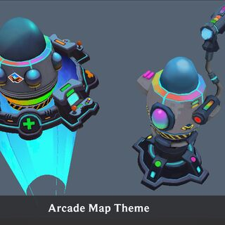 Arcade Inhibitor Concept 2 (by Riot Artist <a rel=
