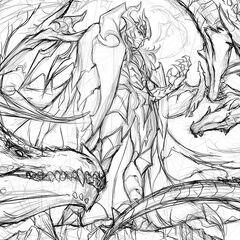 Dragon Master Swain Splash Concept 1 (by Riot Artist <a href=