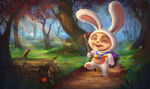 Teemo CottontailSkin old2