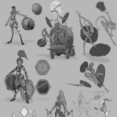 Zoe Concept 3 (by Riot Artist <a href=