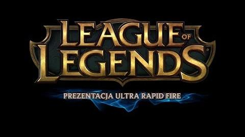 League of Legends - Ultra Rapid Fire
