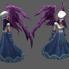 Sinful Succulence Morgana Model