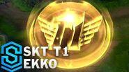 SKT T1-Ekko - Skin-Spotlight